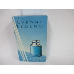 AZZARO CHROME LEGEND EDT VAP 125 ML BLISTER