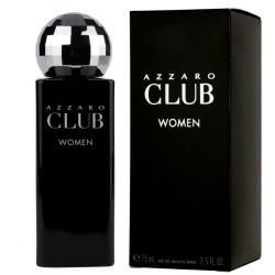 AZZARO CLUB WOMEN EAU DE PARFUM VAPORISATEUR FEMME 75 ML SOUS BLISTER
